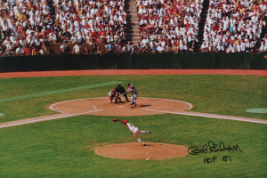 Bob Gibson Quotes, Stories and Anecdotes