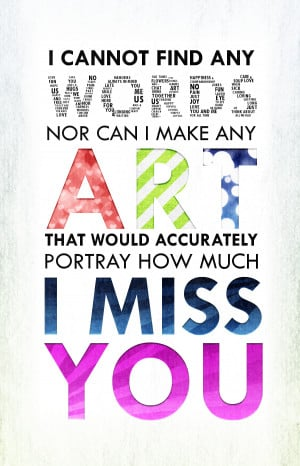 Miss You by SparkLum