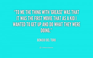 Quotes From Grease the Movie