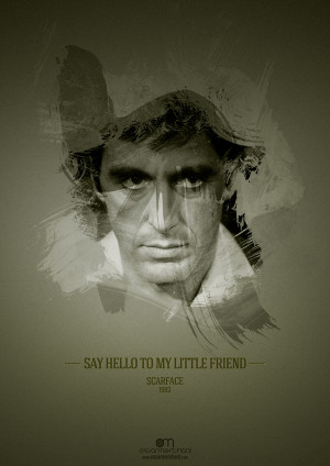 Bad Guy Scarface Quotes. QuotesGram | 300 x 424 jpeg 22kB