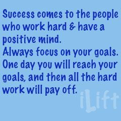 Quotes . Hard work always pays off! Follow ilift_instagram