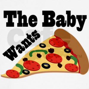 pizza_craving_pregnancy_quote_maternity_tshirt.jpg?color=White&height ...