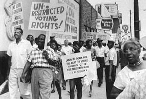 ... Insite | Comments Off on THE FIGHT FOR A STRONGER VOTING RIGHTS ACT