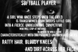 ... softball quotes softballplayer sports softball players softball player