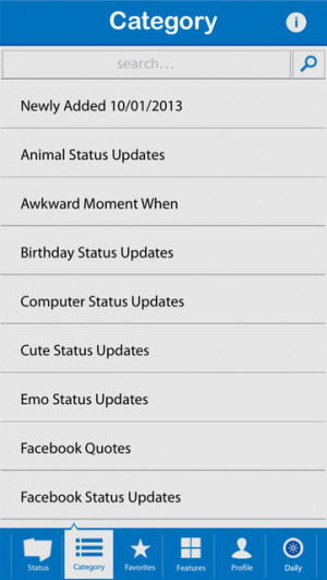 Funny Status Updates For...