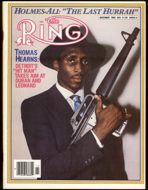 Thomas Hearns Would Be A Star Of Incredible Magnitude Today