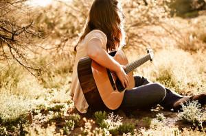 girl, guitar, nerdfromparis, photography
