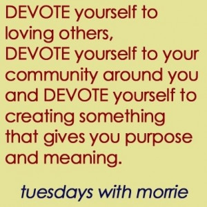 .Devotions, Families Caregiver, Tuesday With Morris Quotes, Caregiver ...
