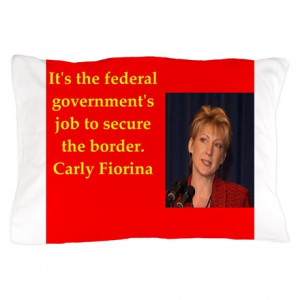 2016 Gifts > 2016 Kids Accessories > carly fiorina quote Pillow Case