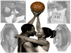 ... love and basketball is not the typical titanic or the notebook love