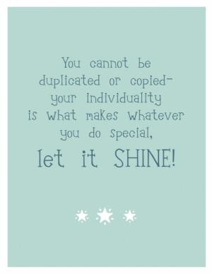 ... omhg, jessika hepburn, individuality quotes, free printable quote