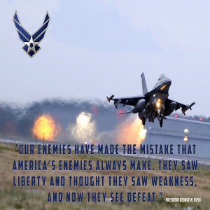 Famous Us Air Force Quotes