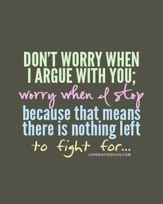 Relationship Fighting Quotes | Home » Picture Quotes » Relationship ...