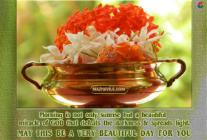 Sweet Good Morning Quotes For Friends