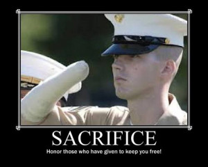military sacrifice sacrifice sacrifice quote 2 quotes about military ...