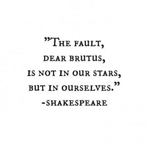 ... Shakespeare Stars Quote, Quotes Shakespeare, Julius Caesar Quotes