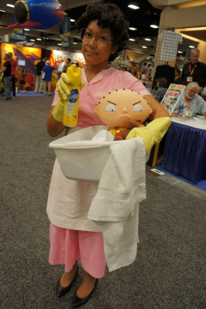 Cosplay Girl Of The Day: Now This Is Clever [Pic]