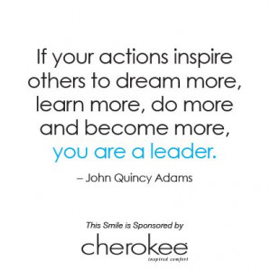 nurses #dream #leader #johnquincyadams #cherokee