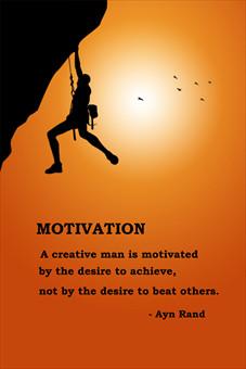 Motivation Banner