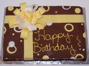 happy birthday chocolate cake celebrate birthday with happy birthday ...