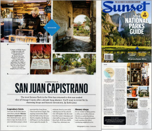 Five Vines Wine Bar In Sunset Magazine March 2014 Edition So Cool