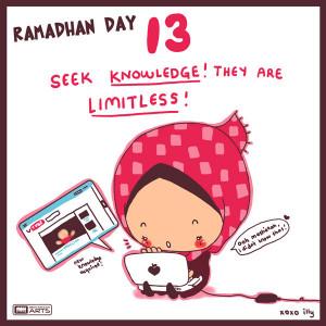 seeking knowledge quotes islam