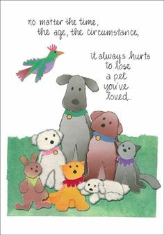 www.ittakestwo.com Dogs Quotes, Pets Memories Quotes, Losing A Pets ...