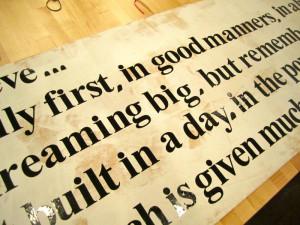 Create Art Quotes Diy wall art craft