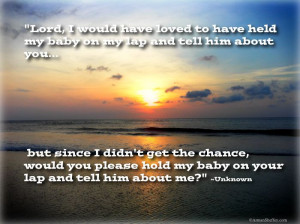 sunrise miscarriage   friend of mine, recently suffered a miscarriage ...