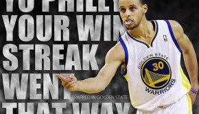 Steph Curry crossover on Michael Carter-Williams & triple double (in ...