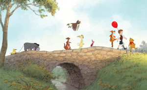 """... and smarter than you think."""" – Christopher Robin, Winnie the Pooh"""