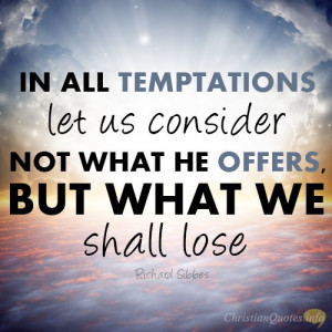 Ways We Can Lose In Temptation