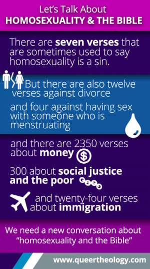 We Desperately Need a New Conversation on Homosexuality and the Bible