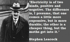 Stephen leacock famous quotes 3