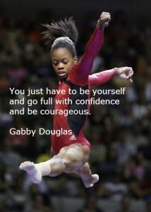Gabby Douglas Quotes