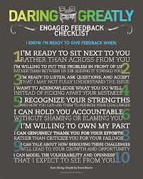 brene brown quotes google search more feedback checklist brene brown ...
