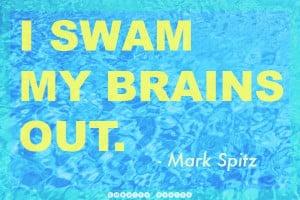 Inspirational Swimming Quotes Quotesgram
