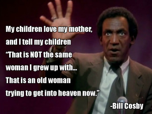 Liked these funny Bill Cosby Quotes ? Then why not share them with ...