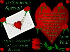 To Someone Special!!! photo ToSomeoneSpecial.jpg
