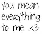 You mean everything to me photo JasonYouMeanEverythingToMe.jpg