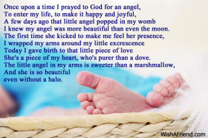 Poems For Babyloss Services...