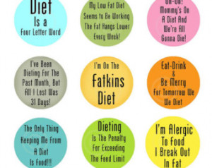 Popular items for diet saying on Etsy