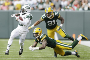 New York Jets vs. Green Bay Packers: Twitter Reactions and Quotes
