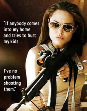 Girls With Guns Tumblr Quotes Women and guns: why we need firearms ...