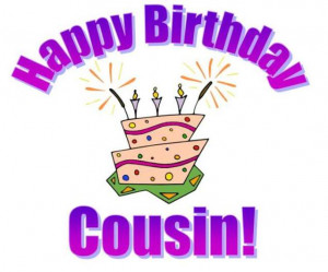 birthday cousin