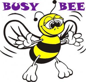 Фонтан для шампанского «Busy Bee»