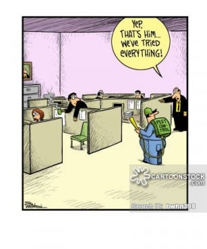 Annoying Workers Cartoons Pictures