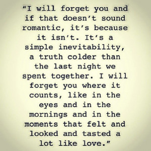 Tasted a lot like love | great quotes