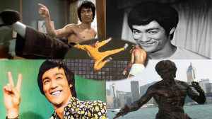 ... the most influential martial artist of all time, Bruce Lee lives on