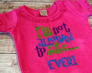 ... - Funny baby onesie - baby shower gift - cute sayings - Daddy's Girl